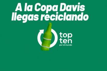 Leganés se suma a la iniciativa medioambiental 'Top Ten por el Mundo' instalando dos contenedores en la Plaza España del 13 al 17 de noviembre
