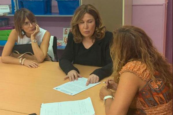 Los 12 alumnos que ya estaban matriculados para este curso han tenido que ser trasladados al CEIP Agustín Arguelles