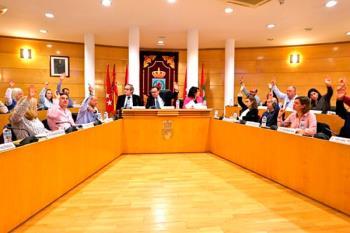 La campaña contra la acción recaudatoria del consistorio, impulsada por el PP de Coslada
