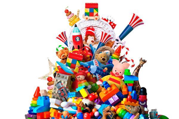 Recogidas solidarias de juguetes en Alcalá