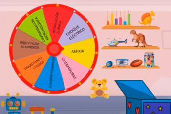 El Ministerio de Sanidad, Consumo y Bienestar Social lanza esta campaña para prevenirnos de los peligros de adquirir juguetes de baja calidad