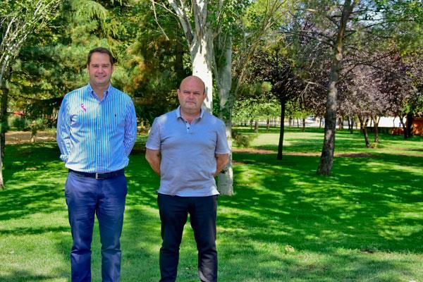 El Gran Parque de Ocio de Torrejón de Ardoz estrena 265 árboles y 6.368 metros cuadrados de pared de césped
