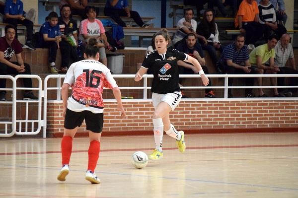 Reparto de puntos entre Móstoles y UCAM que dicen adiós a la Copa