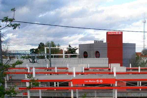 Restablecido el servicio de Cercanías entre Las Matas y Pinar de las Rozas