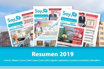 Repasamos los acontecimientos más importantes del 2019 en SoydeTorrejóndeArdoz