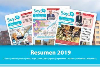 Repasamos los acontecimientos más importantes del 2019 en SoydeSanse