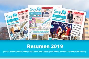 Repasamos los acontecimientos más importantes del 2019 en SoydeBoadilla