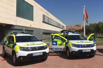 La Policía local, a través de un dispositivo 'scout', ha procedido a sancionar a 47 vehículos en una tarde