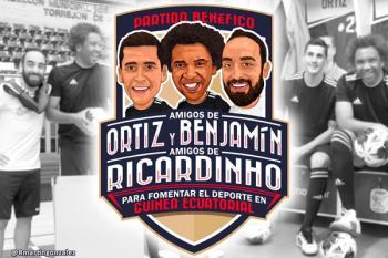 El próximo 30 de diciembre, en el Pabellón Jorge Garbajosa, celebrarán una Masterclass y un partido benéfico