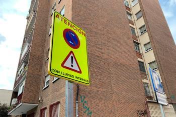 Recordamos los dispositivos establecidos por la Policía de Fuenlabrada ante la alerta por lluvias intensas en nuestro municipio