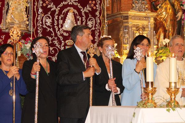 Pozuelo acoge a las Hermandades del Rocío de la zona centro en el encuentro, Rocío, Camino de María