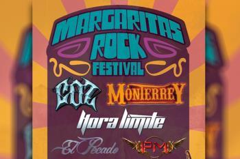 Este mes de septiembre, el Margaritas Rock Festival 2019 nos espera en Getafe