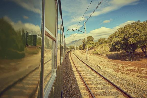 Súbete al tren de Felipe II