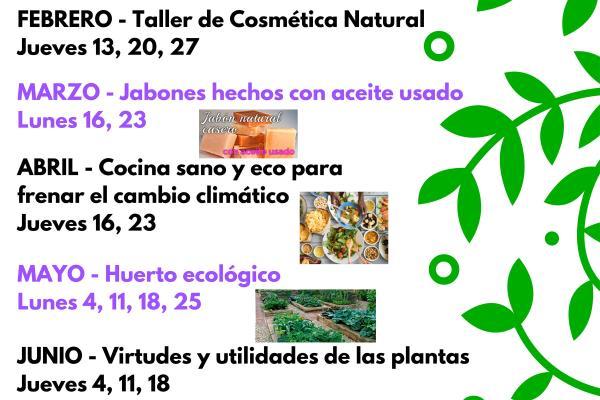 Súmate a la lucha por el medioambiente con los talleres de Móstoles