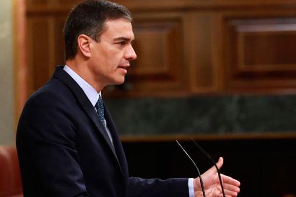 Las 20 medidas del presidente durante el discurso de investidura, intrínsecas en el programa económico del PSOE