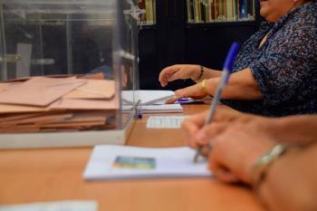 La solicitud al voto por correo estará disponible desde el día 5 de marzo hasta el 18 de abril