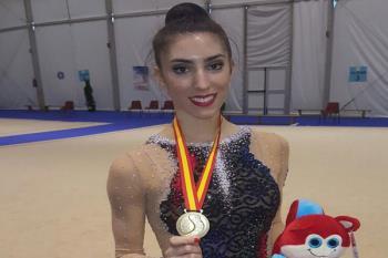 La joven gimnasta luchará por el Campeonato de Europa