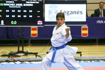 Los dos karatecas, que estarán presentes en Tokio 2020, brillaron en nuestra ciudad