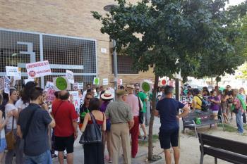 Nuestra localidad es la primera en España en denunciar públicamente un fondo buitre