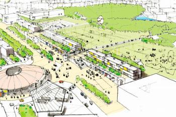 El consistorio ha anunciado que comenzará el proceso con la demolición de los edificios situados en el parque