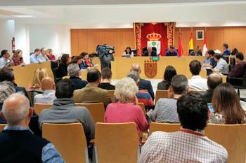 El Partido Popular, Ciudadanos y La Izquierda Independiente Iniciativa por Sanse votan en contra de las propuestas municipales