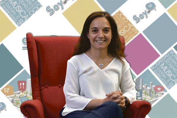 Sara Hernández revalida su título como alcaldesa de Getafe en los estudios de Soyde.
