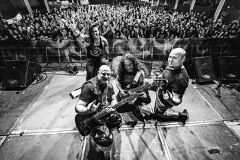 La banda de heavy metal español celebró el pasado año su 25 aniversario