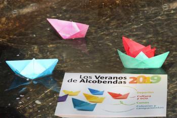 El Ayuntamiento de Alcobendas presenta su programa de campamentos y colonias estivales
