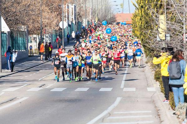 Se acerca la hora: apúntate a la XXI Media Maratón Ciudad de Getafe