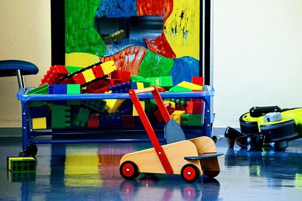 `El Gato con Botas´ cuenta con doce aulas para niños y niñas de entre 0 y 3 años
