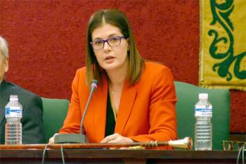 Noelia Posse arremente duramente contra el PP por el dictamen del TSJM sobre el tren Móstoles-Navalcarnero