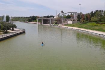 El análisis constata que la calidad del agua es apta y se reanudan las actividades deportivas náuticas