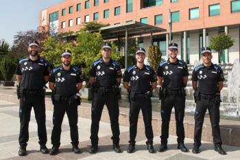 Con ellos, son 230 los efectivos con los que cuenta el cuerpo de Policía Local de nuestro municipio