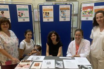 El Hospital Universitario de Móstoles ofrecerá actividades, talleres y mesas informativas con el objetivo de fomentar la lactancia materna en la sociedad