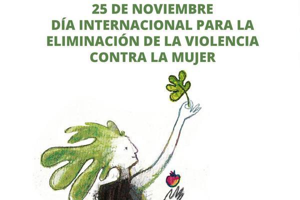 Semana contra la violencia de género en Humanes