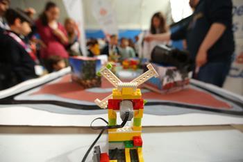 Se impartirán talleres gratuitos sobre robótica, impresión 3D y animación digital en colaboración con empresas del sector