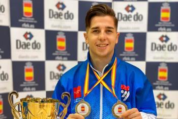 El sanfernandino estuvo presente en el Campeonato de España celebrado en Leganés