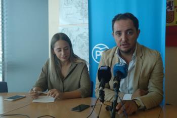 López deja la portavocía de los populares y toma su cargo como director gerente del IMIDRA