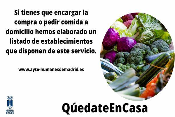 También incluyen empresas y establecimientos que sirven comida a domicilio