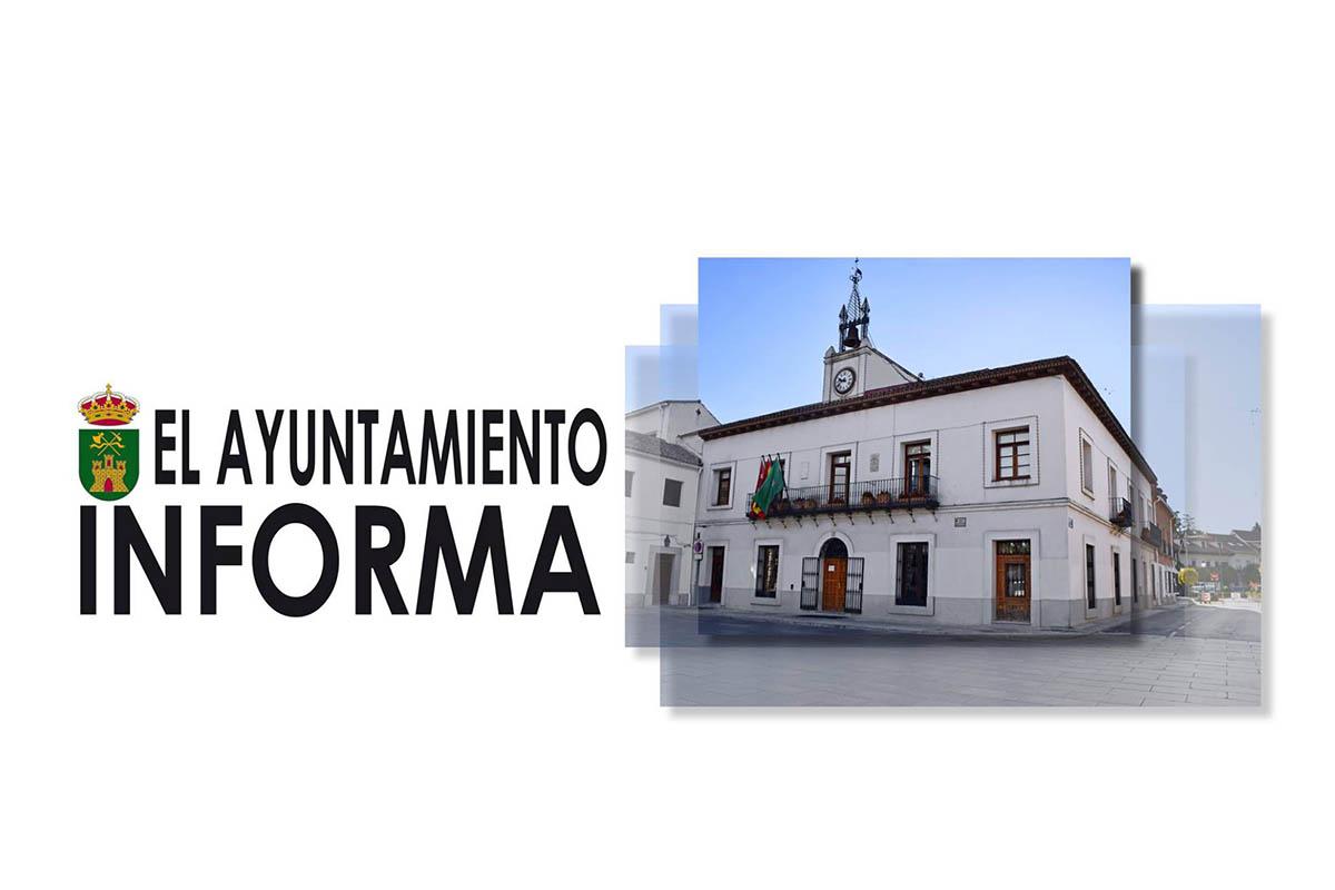 El Ayuntamiento de Villaviciosa de Odón seguirá operando vía telefónica sin desatender sus servicios