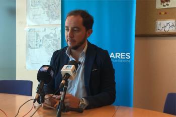 El líder del Partido Popular de Fuenlabrada, Sergio López, ha valorado esta mañana en rueda de prensa la 'Operación Enredadera' que afecta a nuestra ciudad