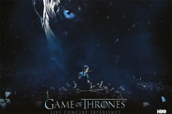 'Game of Thrones: Live Concert Experience' aterriza en Madrid para ponerle música a las batallas más épicas de la exitosa serie