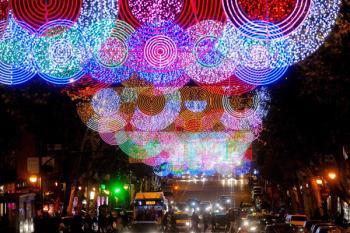 La Navidad ya está a la vuelta de la esquina, y Madrid ofrece una amplia variedad de actividades para disfrutar de la época más mágica del año en familia