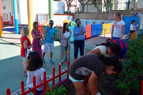 Torrejón oferta este proyecto para que las familias puedan conciliar su vida laboral y familiar