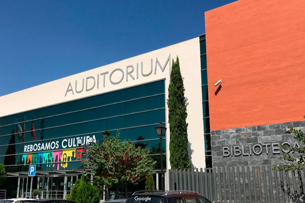 El 6 de abril a las 19:00 horas tendrá lugar una gala solidaria en el Auditorio Municipal de Arroyomolinos