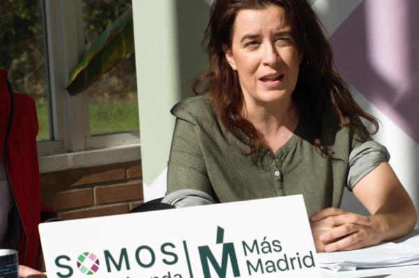 Sonia Ortiga: candidata a la alcaldía por Somos Majadahonda – Más Madrid