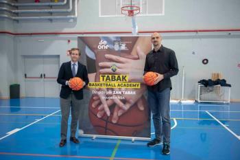 Zan Tabak dirigirá una escuela de baloncesto en el Gimnasio BeOne