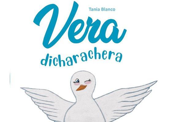 Tania Blanco presenta `Vera dicharachera´