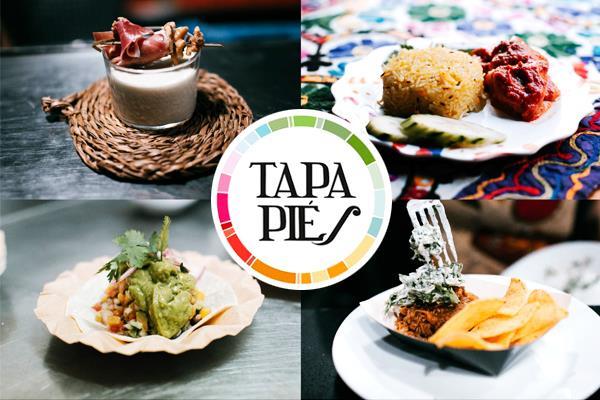 Comienza Tapapiés! El Festival de la Tapa y la Música de Lavapiés