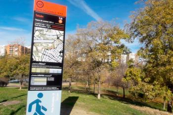 En total, Madrid tiene más de 70 kilómetros de caminos saludables por los que poder caminar y realizar actividades físicas